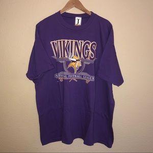 Vintage Minnesota Vikings Tee